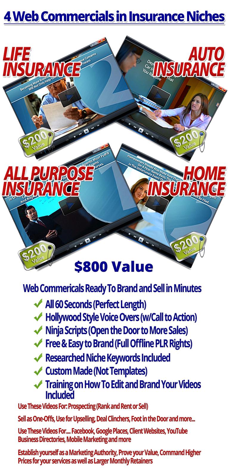 Volume 5.2 Insurance Niches