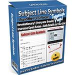 Subject Line Symbols