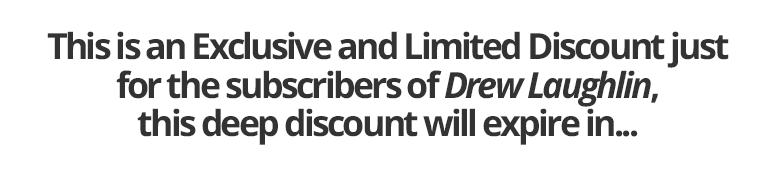 Subscriber Bonus Drew Laughlin