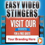 Easy Video Stingers