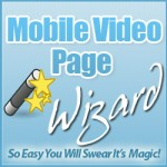Mobile Video Page Wizard