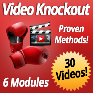Video Knockout Training